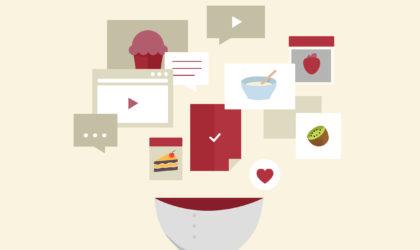 explainer video, recipe, app, live action explainer video